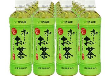 お茶(ペットボトル)¥150